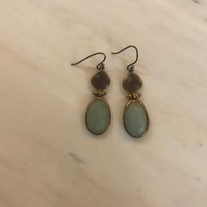 Multi colored retired Stella & Dot earrings